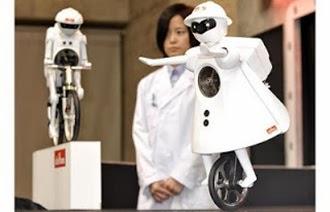 Robot tercanggih di dunia