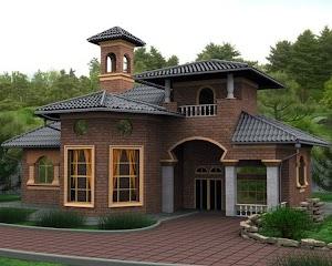 фотография красивого дома