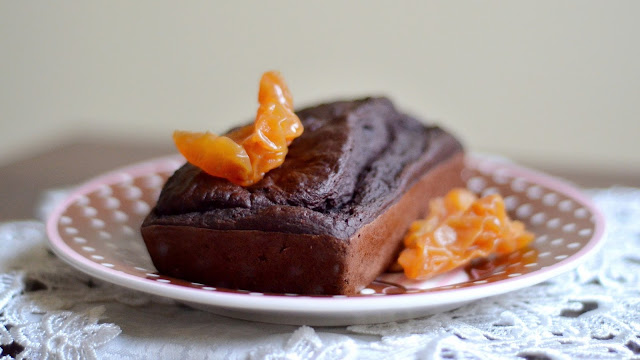 buraczane brownie