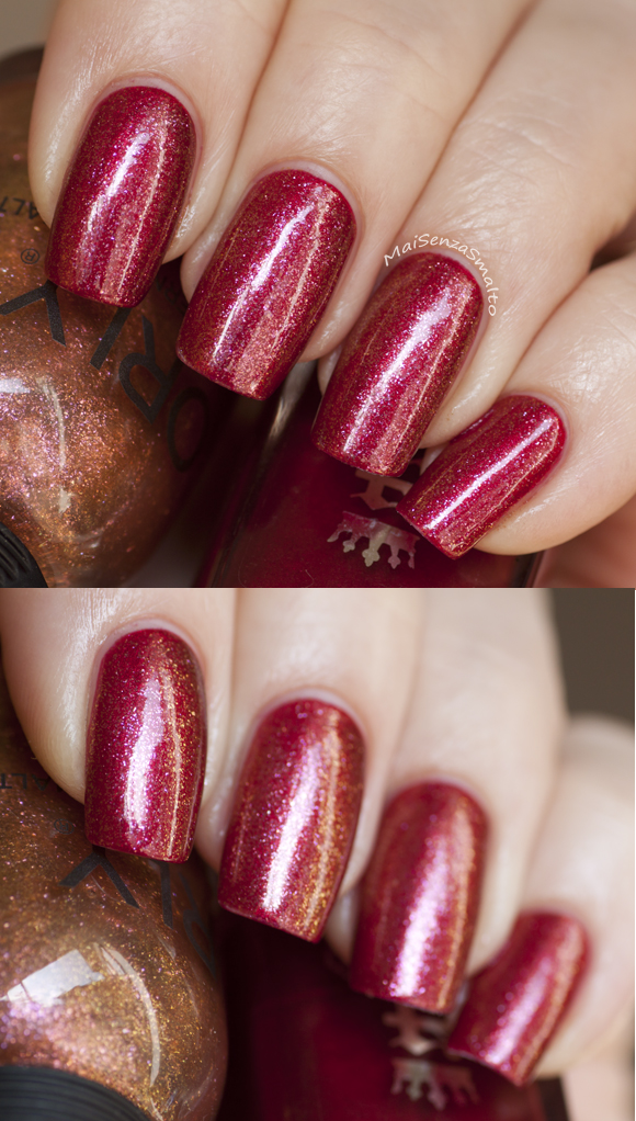 Orly Brush it on - base: A England Perceval