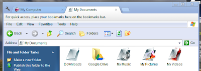 Add Multi-Tab Functionality , extension of windows explorer , clover , customize windows explorer