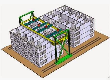 Imprimante 3d pour construire une maison