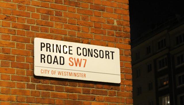 Prince Consort Road London
