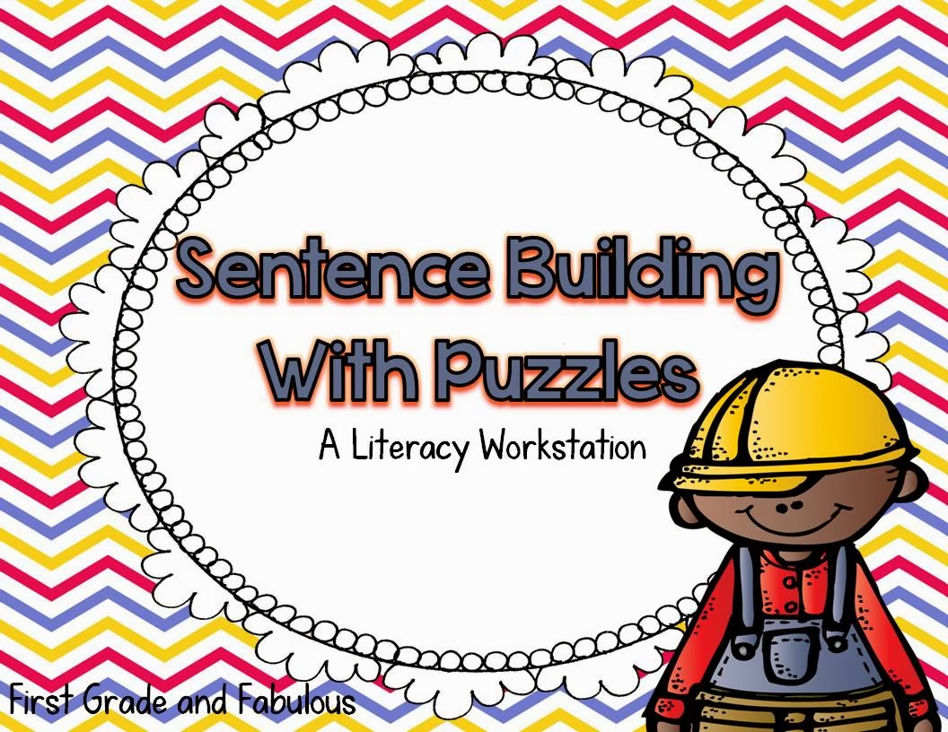 Sentence Puzzles Workstation