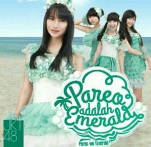 KT48 - Pareo adalah Emerald - Pareo wa Emerald