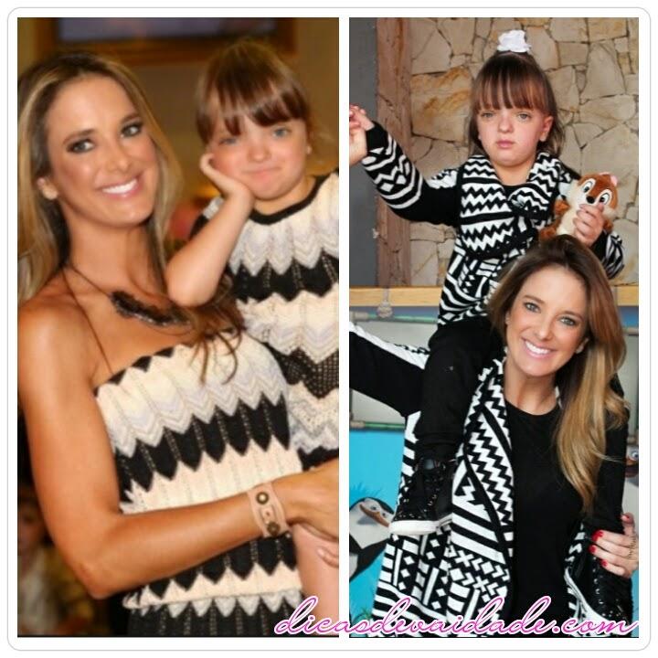 Resultado de imagem para os looks das maes identicos aos dos filhos