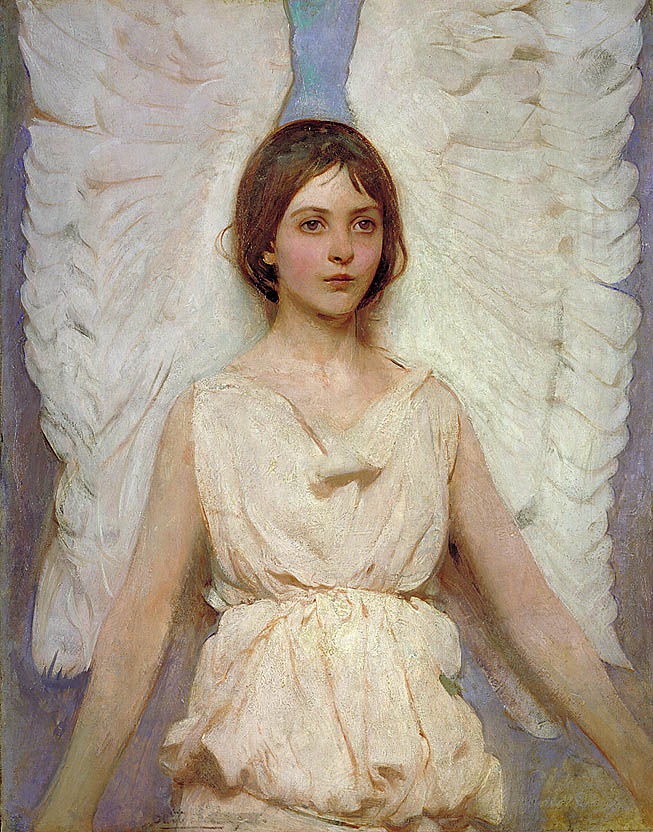 abbott handerson thayer angel