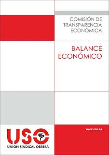 Balance económico 2015 USO