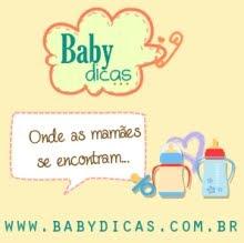 babylogoempeBABYDICAS+EDITADA Sorteio de parceiro: Baby Dicas!