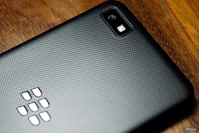 Blackberry Z 10 Preview