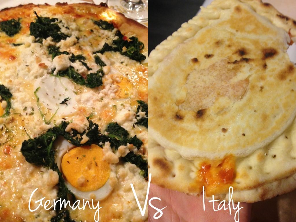 Pizza Wars: Germany Vs Italy