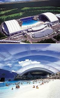 Kolam Renang Indoor Terbesar di Dunia