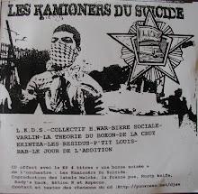 """Compil offerte avec le EP des Kamioners Du Suicide """"Bonne soirée"""""""