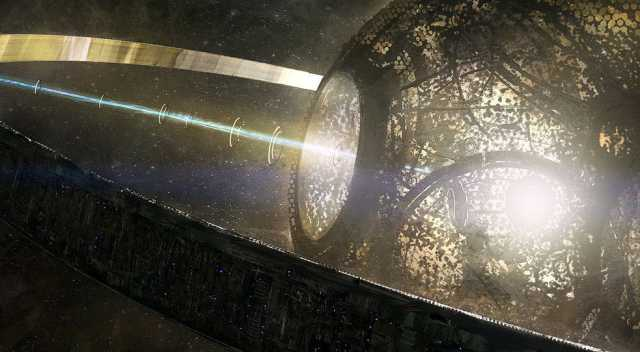 Alien Megastructure Found Near Far Away Star