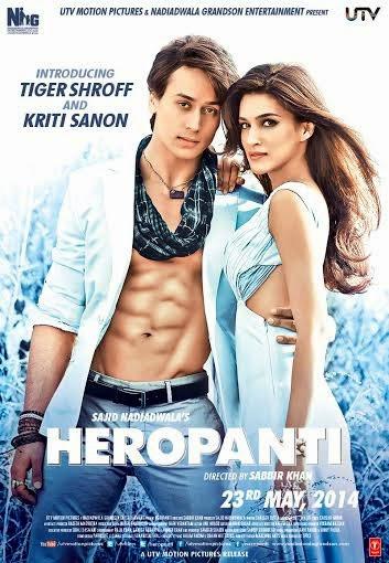 Heropanti 2014 Hindi Movie Watch Online