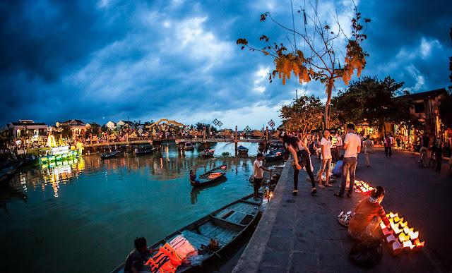 Festival de la Luna en Hoi An, Vietnam
