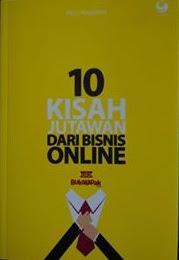 Buku Kisah Jutawan Dari Bisnis Online Ala Buka Lapak