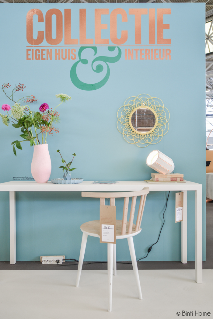Eigen Huis en Interieur collectie op de Woonbeurs - Binti Home Blog