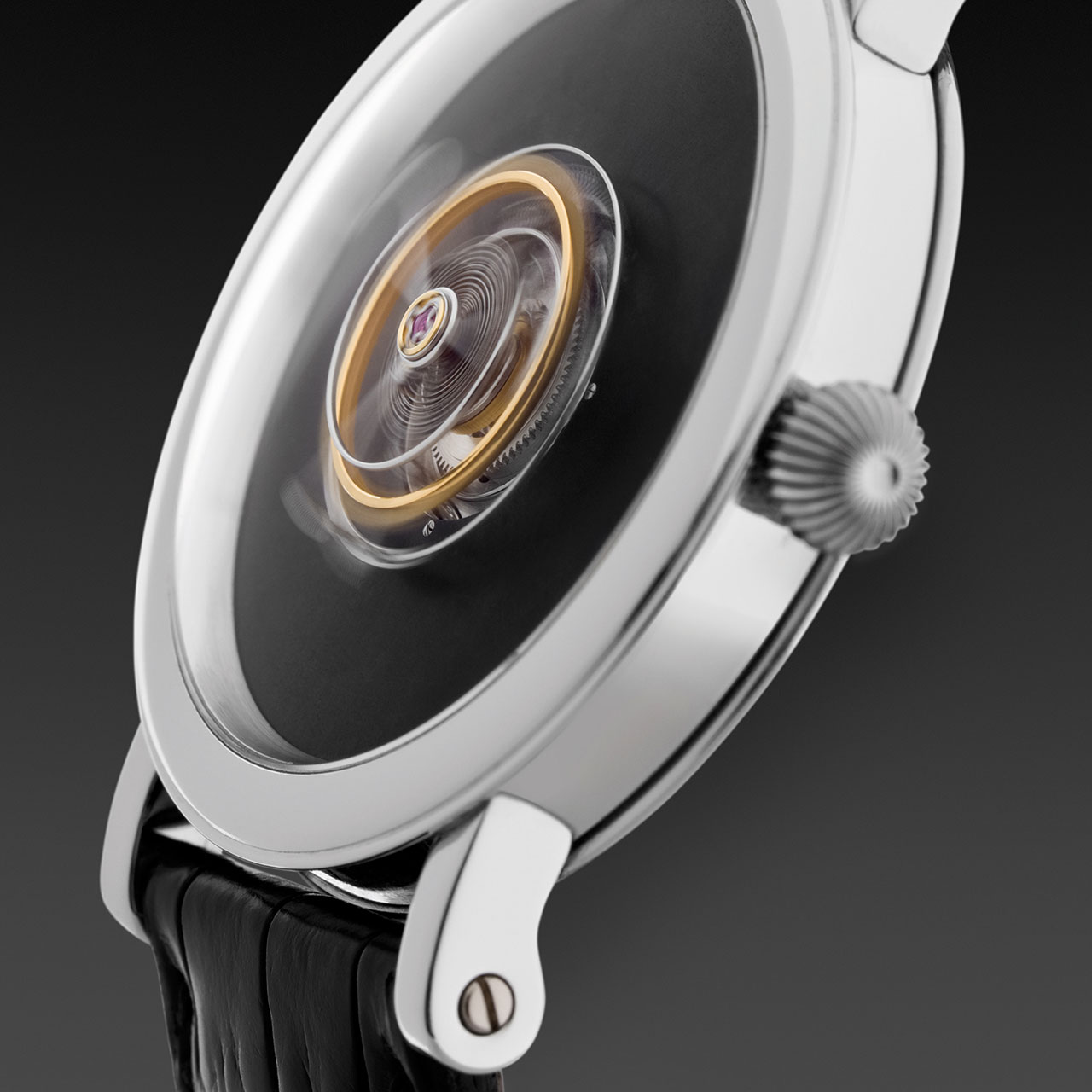 Haldimann H3 Mechanical Hand-wound Watch