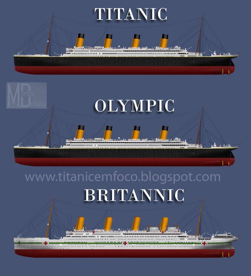 Titanic Em Foco Rms Titanic Pelas M 227 Os De Marlon Delano