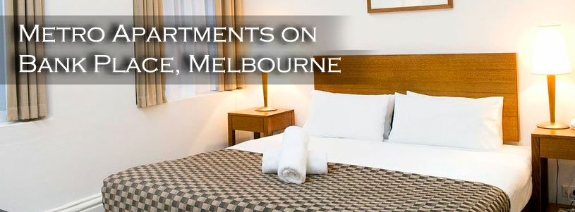 australian open tennis special metro apartments on bank. Black Bedroom Furniture Sets. Home Design Ideas