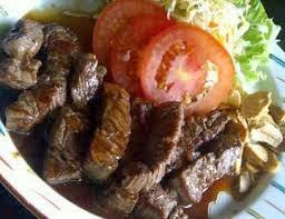 Resep Cara Membuat Beef Yakiniku | Otayaki