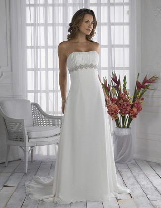 Simple Beautiful Wedding Dresses - Junoir Bridesmaid Dresses