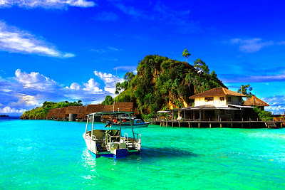 Misool Islands Indonesia