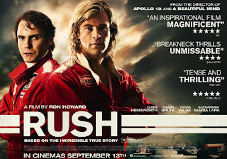 The Racing Rivalry Of 'Rush'