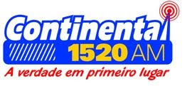 Site da Radio Continental 1520