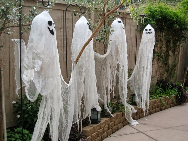 Cycling diy halloween decorations make macabre halloween decoration