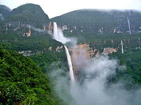 Catarata de Gocta - que visitar