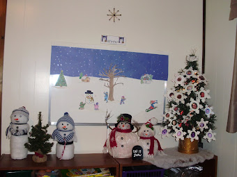2011/2012 Winter Decorations...