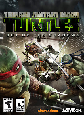 Teenage Mutant Ninja Turtles Out of the Shadows PC Game Download