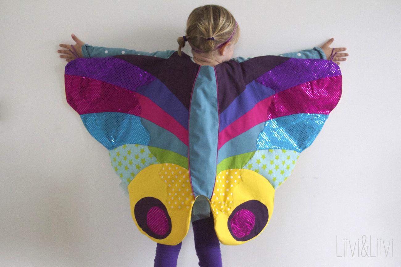 Liiviundliivi Schmetterling Du Kleines Ding