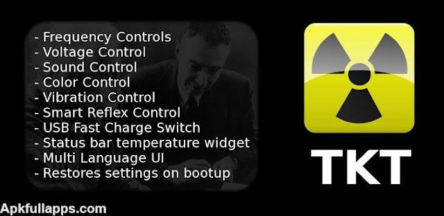Trinity Kernel Toolbox v1.9.22