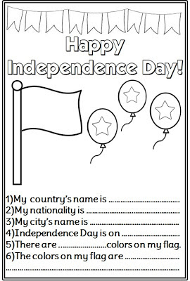 India Independence Day Drawing