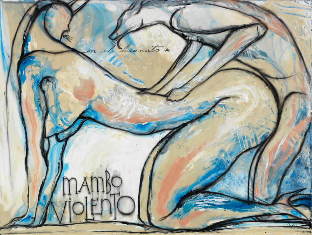 Resultado de imagen para pinturas de José Bedia
