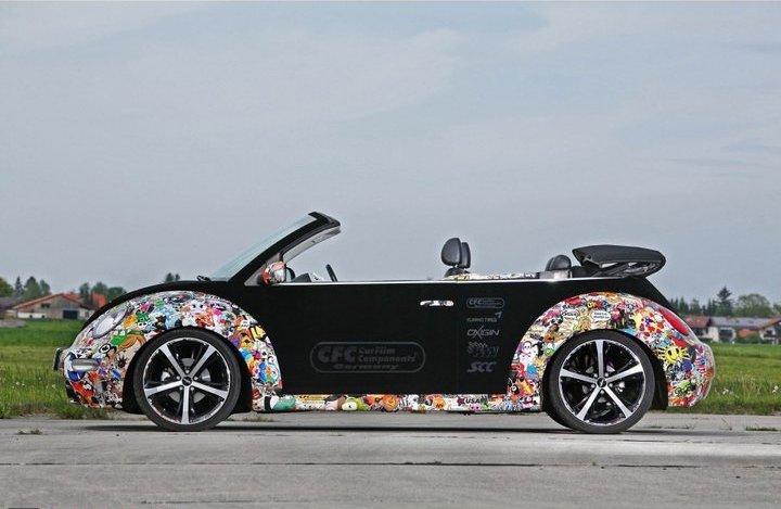 Modified beetles cars - photo#26