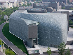 CAFA Art Museum, Beijing, China