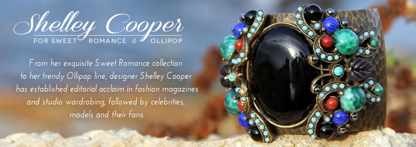 Sweet Romance Jewelry Blog by Shelley Cooper