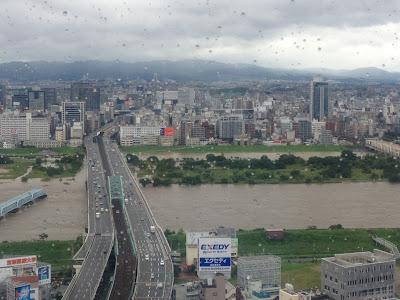 2013年台風18号の威力