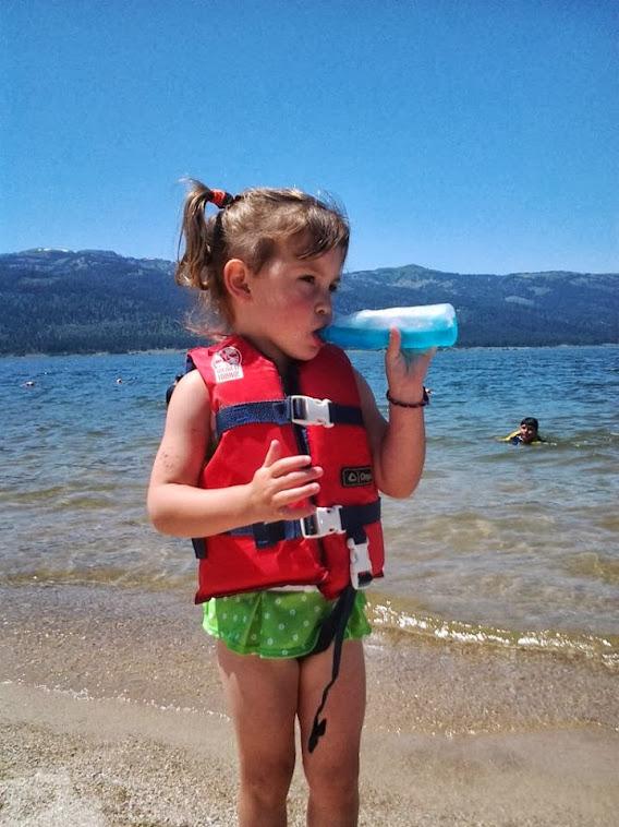 JBird at Lake