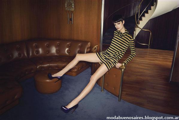 Paruolo otoño invierno 2013 moda zapatos