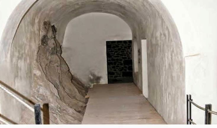 Πόντος: Ανοίγει η Μονή της Παναγίας στο αρχαίο Μαυρόκαστρο της Κερασούντας