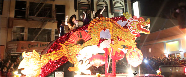 Chinese New Year, SF