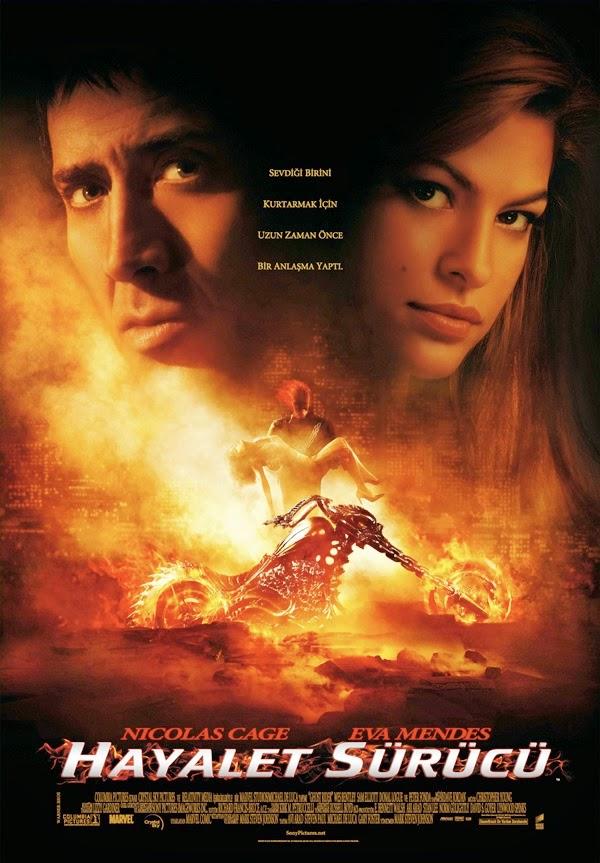 Hayalet Sürücü 1 (2007) 720p Film indir