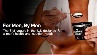 Yogurt Khas Untuk Kaum Lelaki
