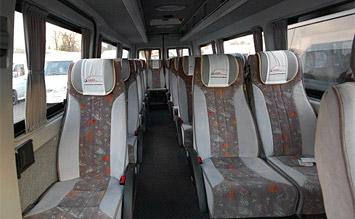 Sprinter 16 passengers