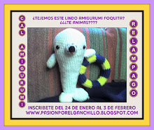 Cal Amigurumi de pasion por el ganchillo